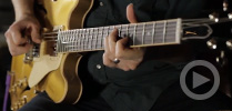 Gibson Memphis ES-335 Gold Top