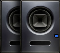 PreSonus Sceptre Nearfield Monitors