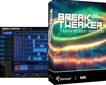 iZotope BreakTweaker Beat Production Software