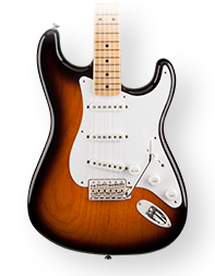 60th Anniversary American Vintage 1954 Stratocaster Guitar