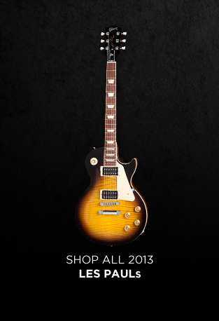 Shop All 2013 Les Pauls