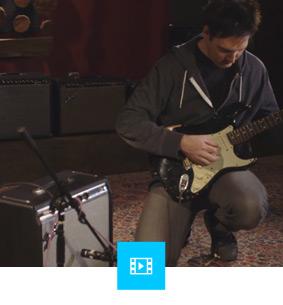 Fender '68 Custom Princeton Reverb Guitar Combo Amplifier
