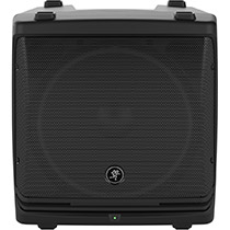 "Mackie DLM12 12"" Powered Loudspeaker (2000 Watts)"