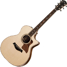 Taylor 814ce Acoustic-Electric Guitar with Case