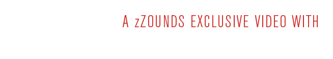 Troy Van Leeuwen: A zZounds Exclusive Video