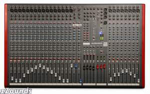 Allen and Heath ZED428 28-Channel Mixer with USB Interface
