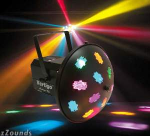 American DJ Vertigo 30-Beam Sound-Activated Light