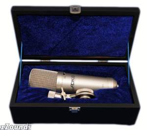 ADK S51 MK5.2 Large Diaphragm Condenser Microphone