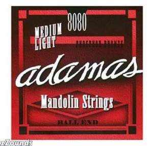 Adamas 8080 Mandolin Strings (Ball End)