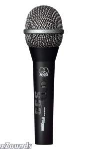 AKG D88S Dynamic Supercardioid Vocal Microphone