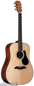 Alvarez RD20S Dreadnought Acoustic Guitar