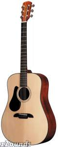 Alvarez RD20SL Left-Handed Dreadnought Acoustic Guitar