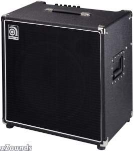 Ampeg BA115HP Bass Combo Amplifier (220 Watts, 1 x 15 in.)