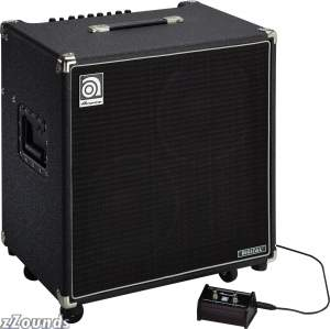 Ampeg BA210SP Bass Combo Amplifier (220 Watts, 2x10 in.)