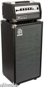 Ampeg SVT210AV Micro Bass Cabinet (200 Watts, 2x10 in.)