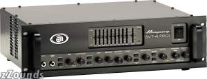 Ampeg SVT4PRO Bass Amplifier Head (1200 Watts)