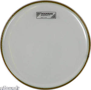 Aquarian Response-2 Clear Drum Head