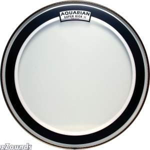 Aquarian Super-Kick II Bass Drumhead