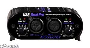 ART USB Dual Pre Project Series Microphone Preamp