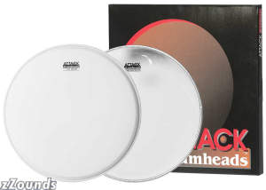 Attack Snare Coated Drumhead Pack