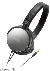 Audio Technica ATHES7 Portable Headphones