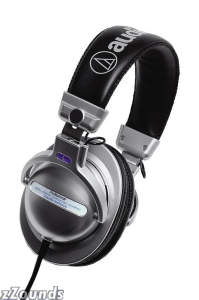 Audio Technica ATHPRO5V Closed-Back Stereo Monitor Headphones