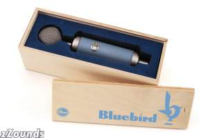 BLUE BlueBird Cardioid Studio Condenser Microphone