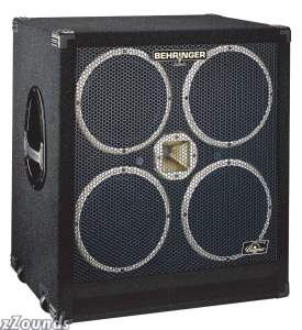 Behringer BB410 Bass Cabinet (1200 Watts, 4x10 in.)