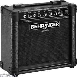 Behringer BT108 Ultrabass Bass Amplifier (15 Watts, 1x8 in.)