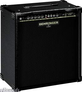 Behringer BX1800 Ultrabass Bass Combo Amplifier (180 Watts, 1x15 in.)