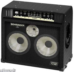 Behringer BX4210A Bass Combo Amplifier (450 Watts, 2x10 in.)