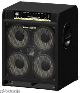 Behringer BX4410A Bass Combo Amplifier (4x10 in.)
