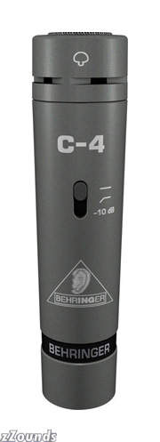 Behringer C4 Studio Condenser Microphone