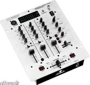 Behringer DX626 3-Channel DJ Mixer