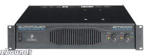 Behringer EP2000 Power Amplifier