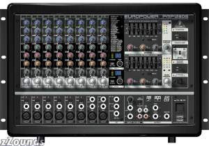 Behringer PMP1280S Europower Powered Mixer (1200 Watts)