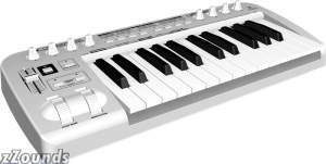 Behringer UMX25 25-Key MIDI Controller