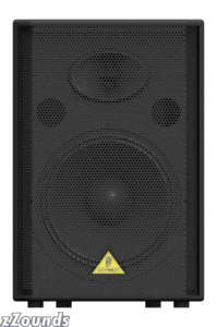 Behringer VS1520 PA Speaker (600 Watts, 1x15 in.)