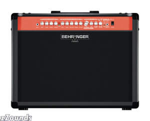 Behringer VT250FX Virtube Guitar Combo Amplifier (2x50 Watts, 2x12 in.)