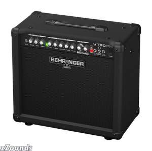 Behringer VT30FX Virtube Guitar Combo Amplifier (30 Watts, 1x10 in.)