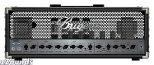 Bugera 6262 Guitar Amplifier Head (120 Watts)