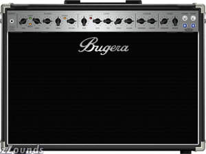 Bugera 6262-212 Guitar Combo Amplifier (120 Watts, 2x12 in.)