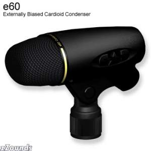 CAD E60 Equitek Cardioid Microphone