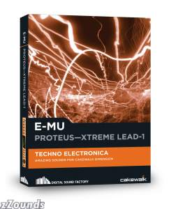 Cakewalk EMU Xtreme Lead-1 XL1 Sound Library for Dimension Pro