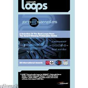 Cakewalk Software East West ProSamples Acid Loops