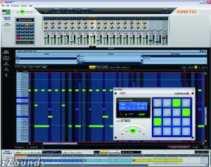 Cakewalk Kinetic Electronic Music Studio Software (Windows)