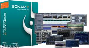 Cakewalk SONAR Producer Recording Software (Windows)