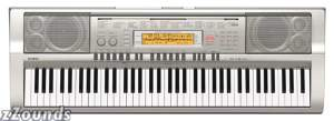 Casio WK200 76-Key Electronic Keyboard