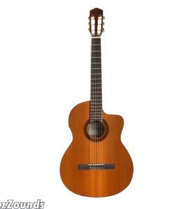 Cordoba C5-CE Classical Acoustic-Electric Guitar (with Gig Bag)