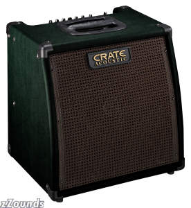 Crate CA15 Cimarron Acoustic Guitar Amplifier (12 Watts, 1x8 in.)